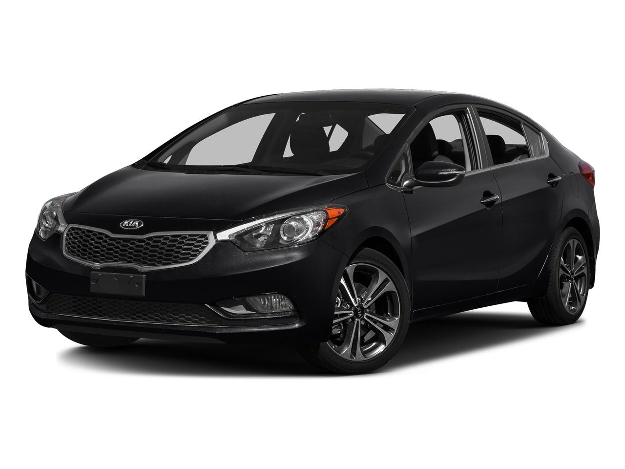 2016 Kia Forte Vehicle Photo in Temple, TX 76502