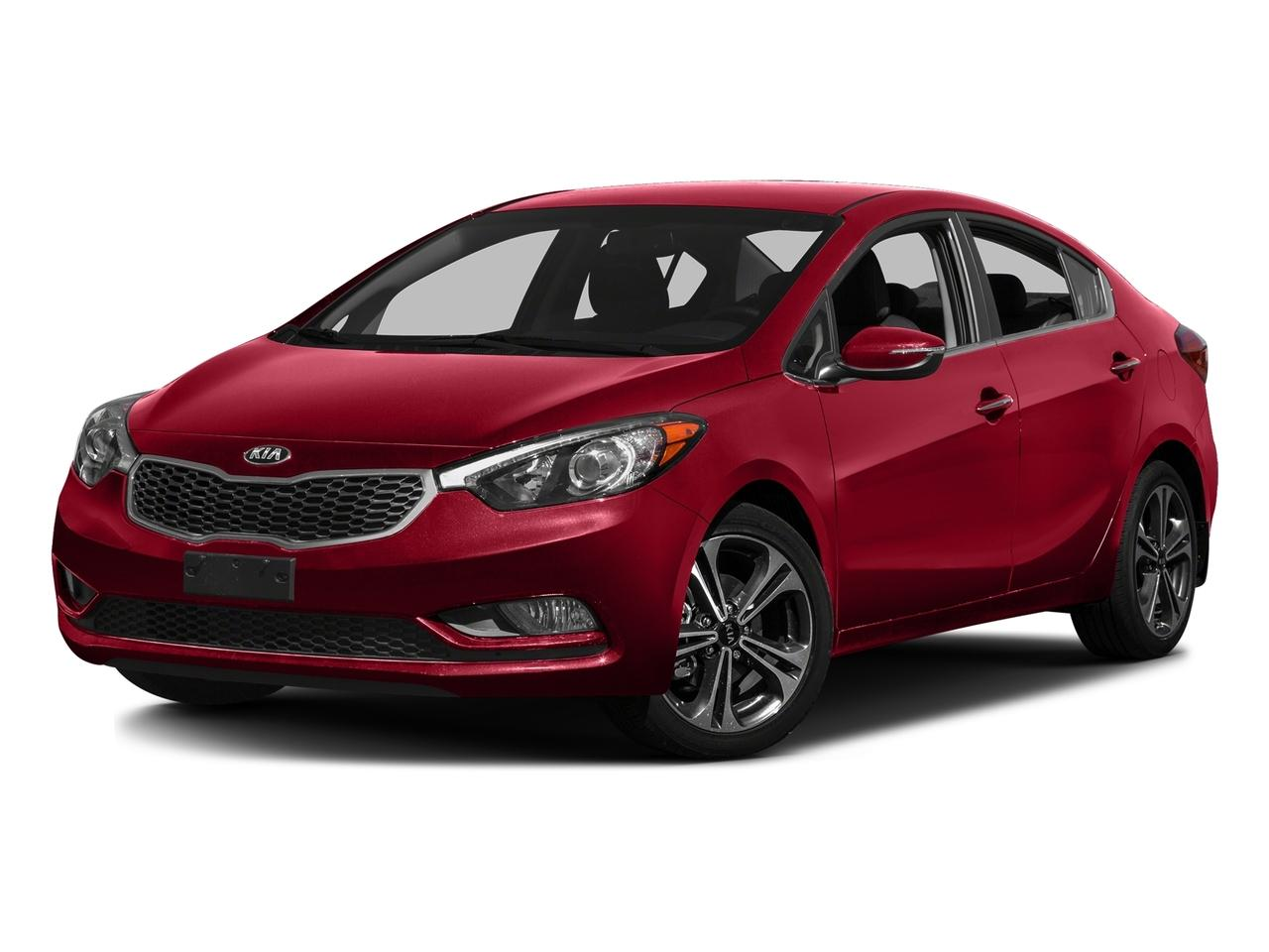 2016 Kia Forte Vehicle Photo in Mission, TX 78572