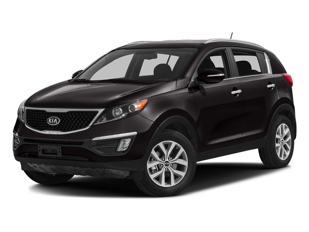 2016 Kia Sportage Vehicle Photo in Portland, OR 97225