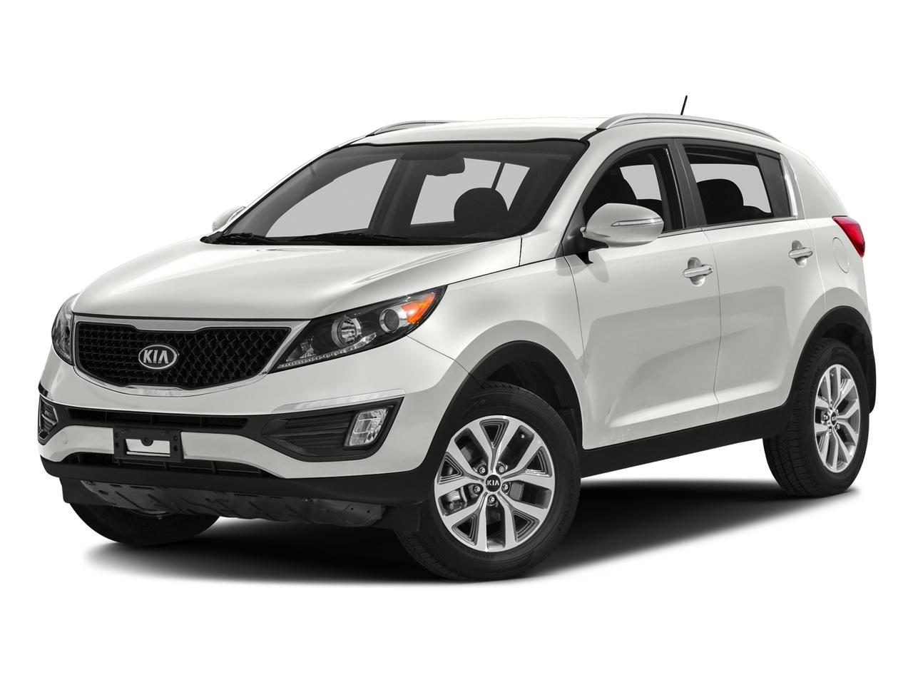 2016 Kia Sportage Vehicle Photo in Concord, NC 28027