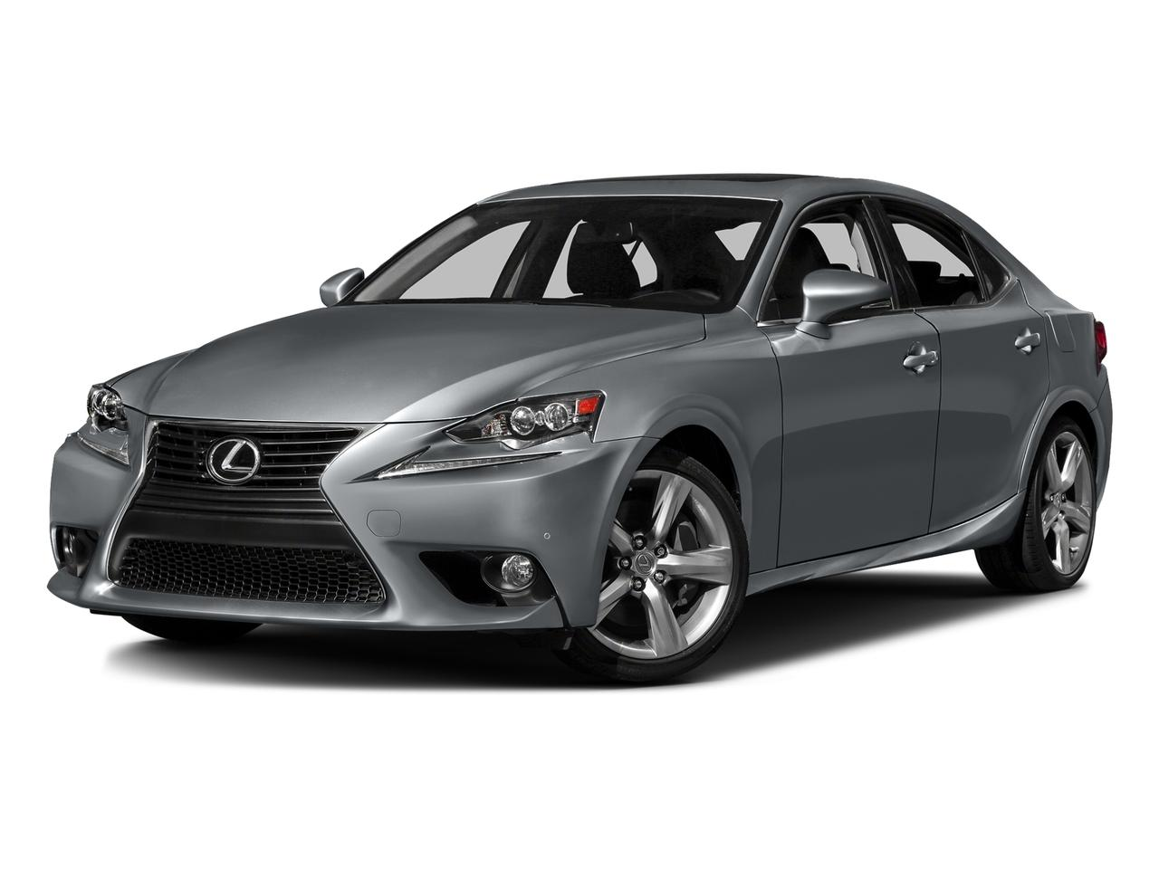 2016 Lexus IS 350 Vehicle Photo in San Antonio, TX 78209