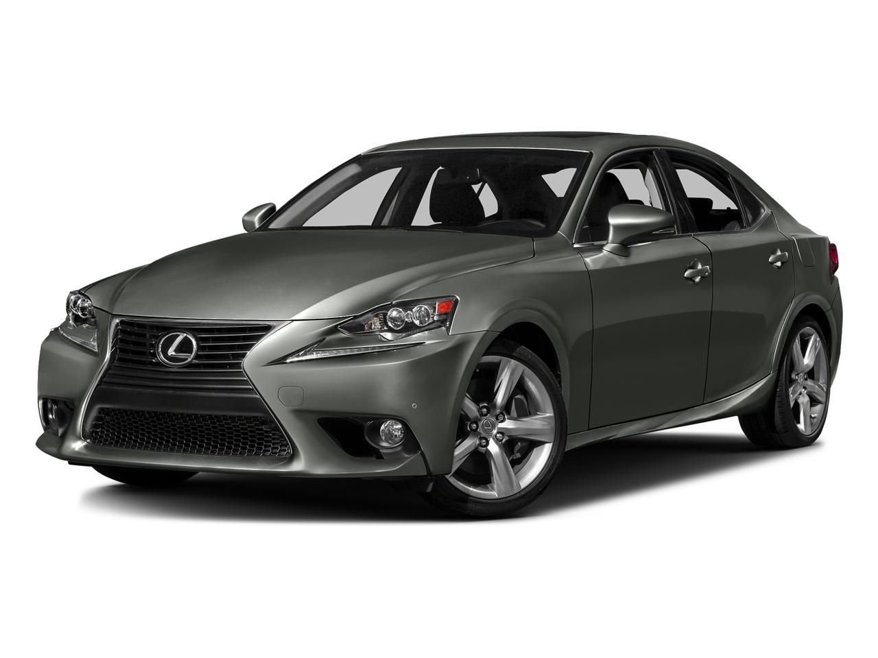 2016 Lexus IS 350 Vehicle Photo in Manassas, VA 20109