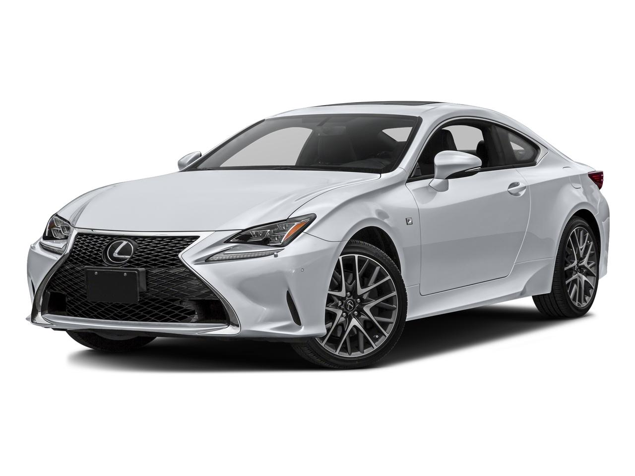 2016 Lexus RC 350 Vehicle Photo in Tucson, AZ 85712