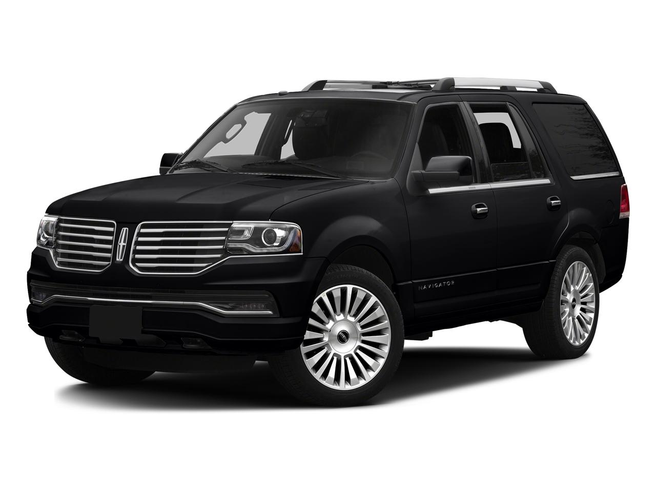 2016 LINCOLN Navigator Vehicle Photo in Temple, TX 76502