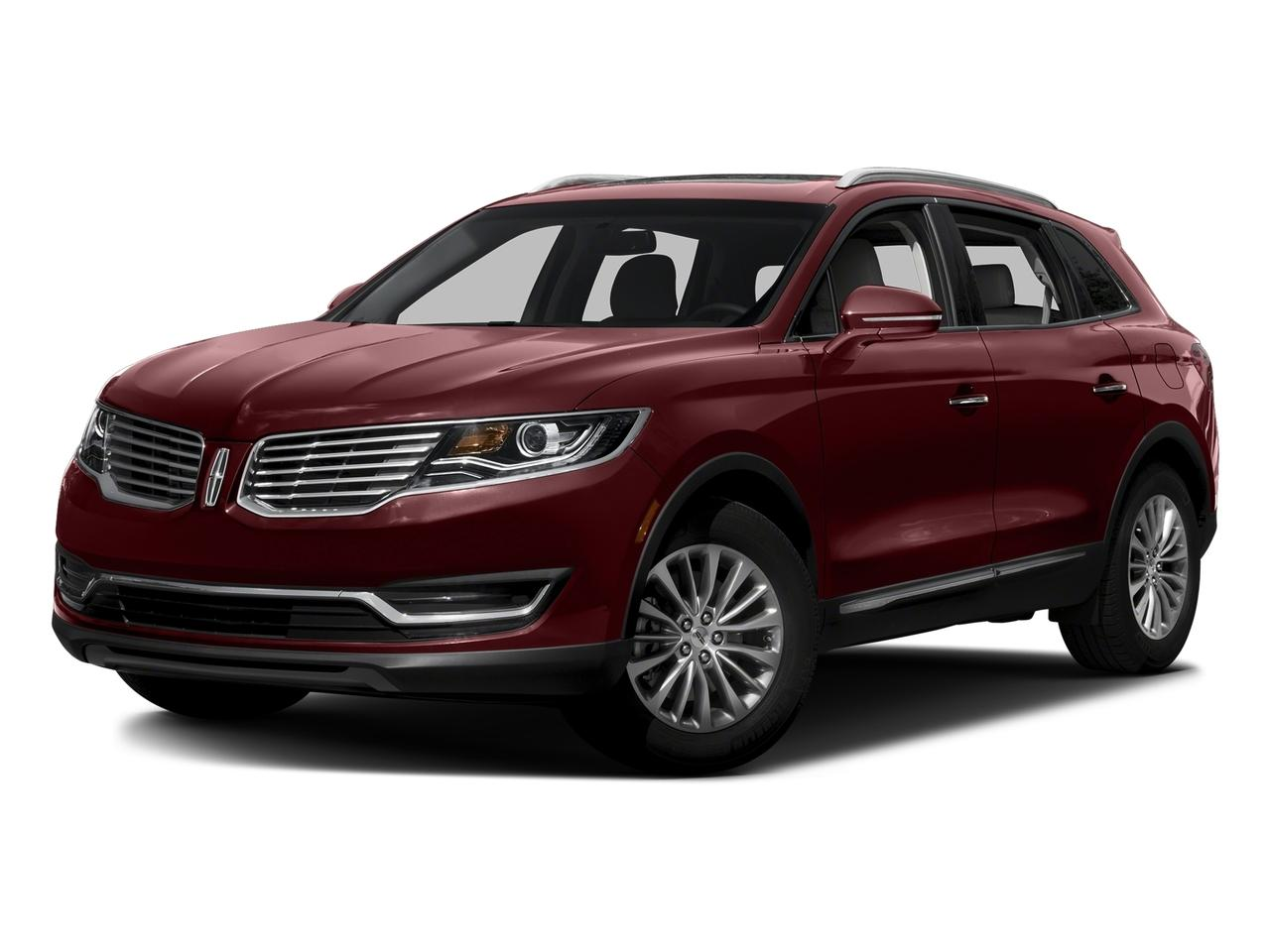 2016 LINCOLN MKX Vehicle Photo in Glenwood, MN 56334