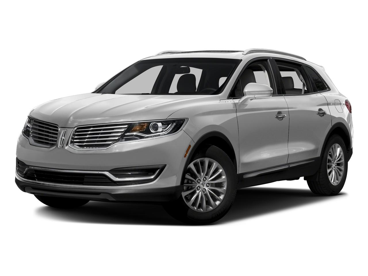 2016 LINCOLN MKX Vehicle Photo in Wilmington, NC 28403