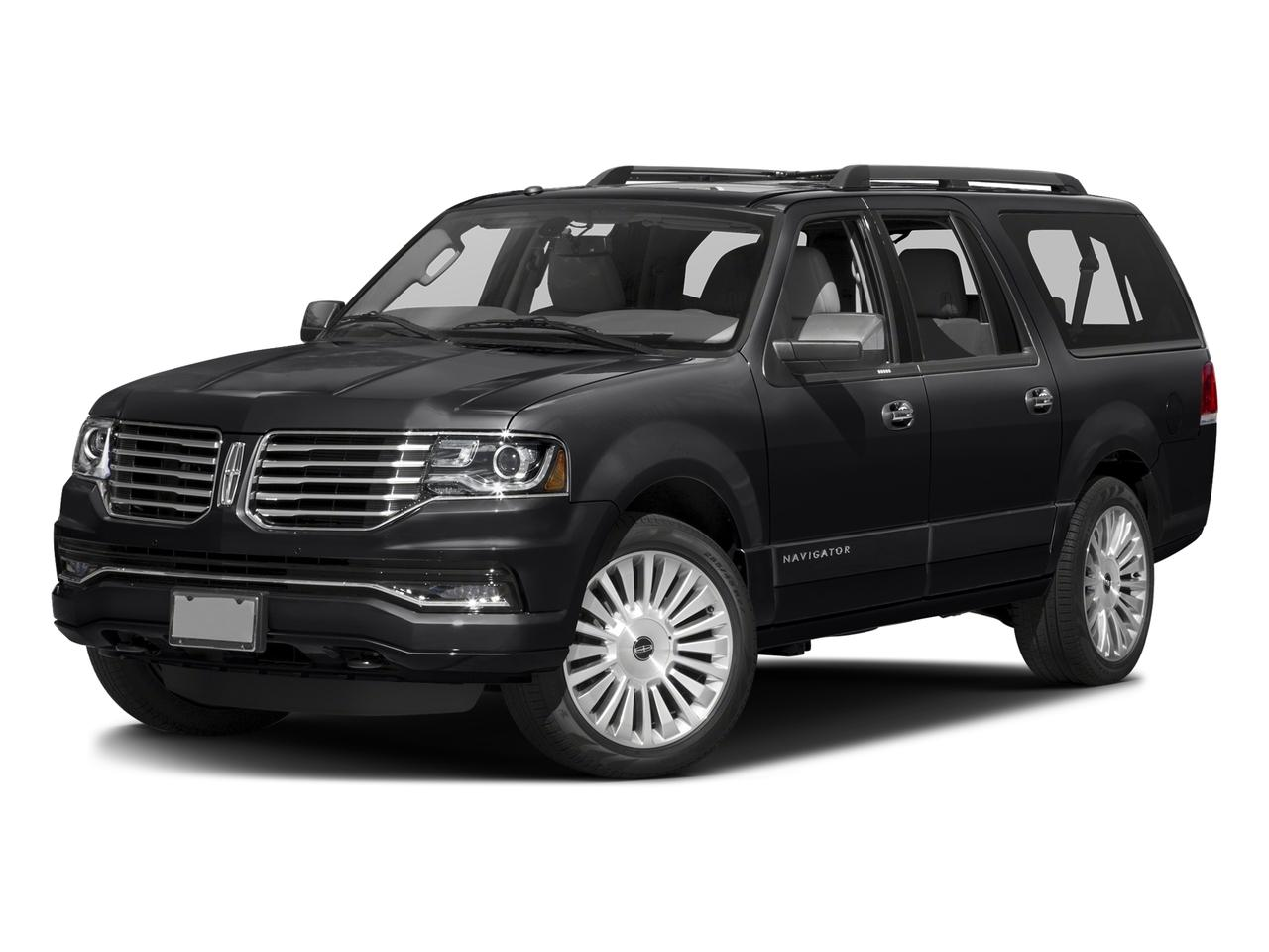 2016 LINCOLN Navigator L Vehicle Photo in Oakdale, CA 95361