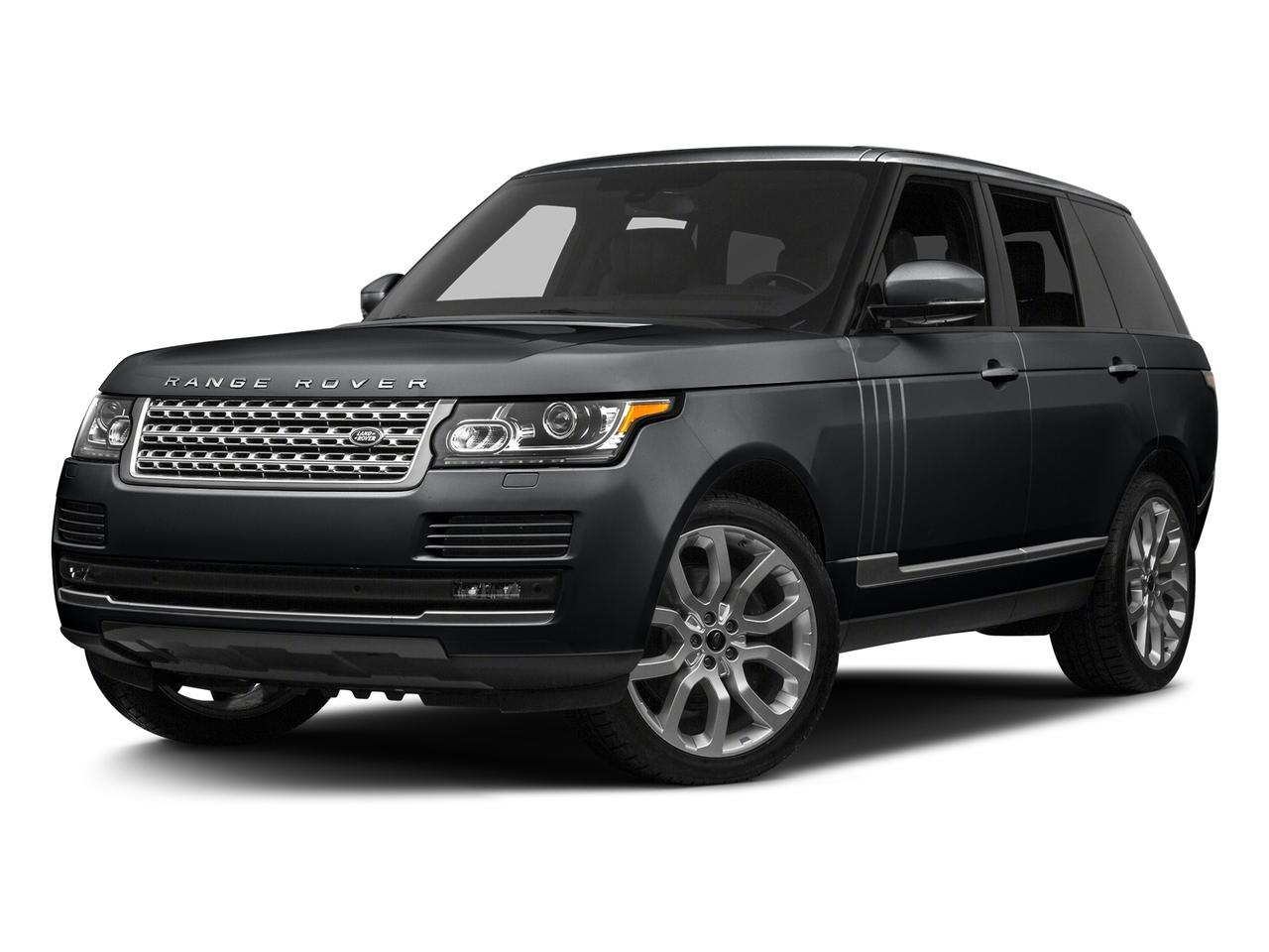 2016 Land Rover Range Rover Vehicle Photo in Willow Grove, PA 19090