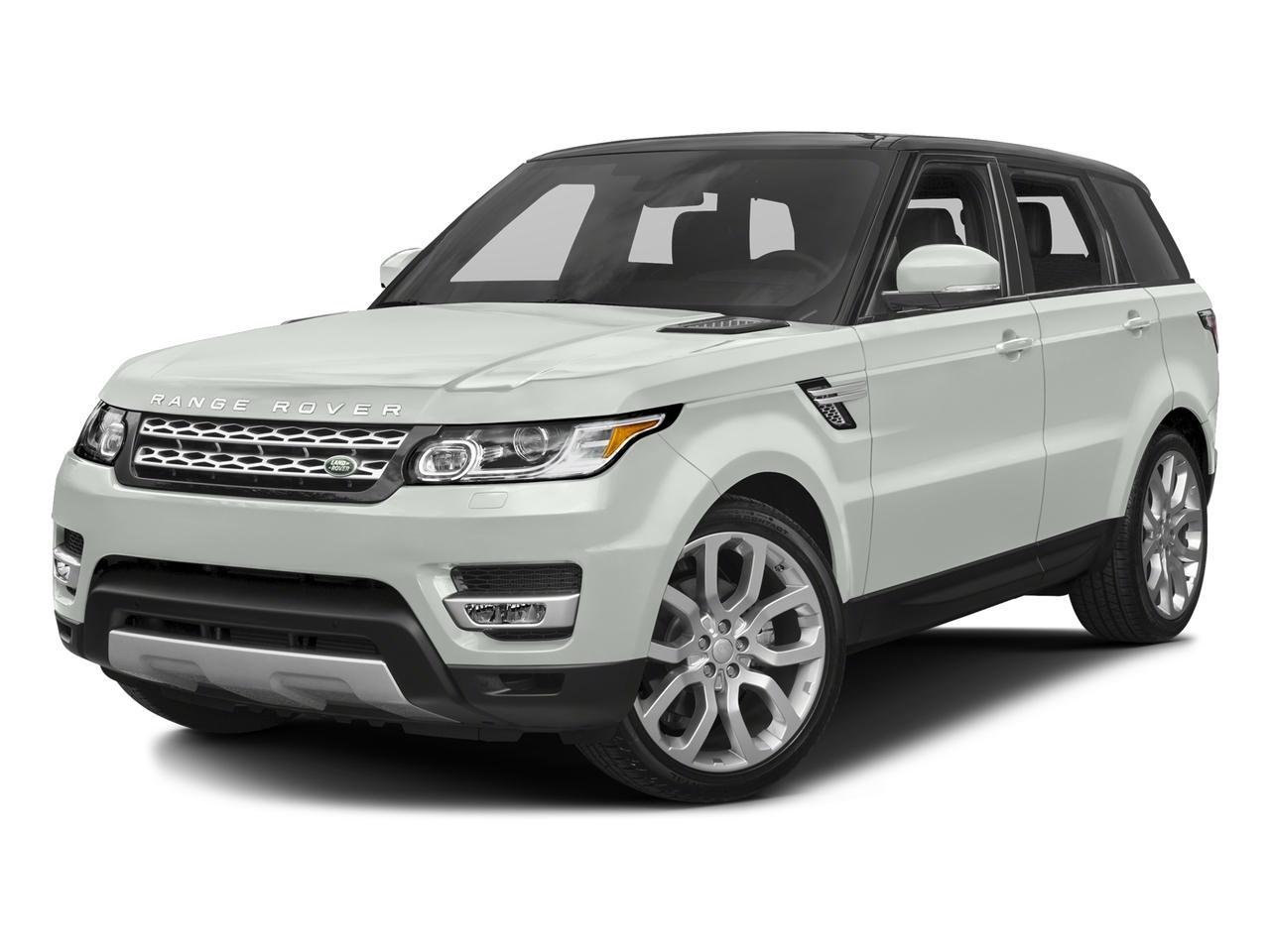 2016 Land Rover Range Rover Sport Vehicle Photo in Houston, TX 77054
