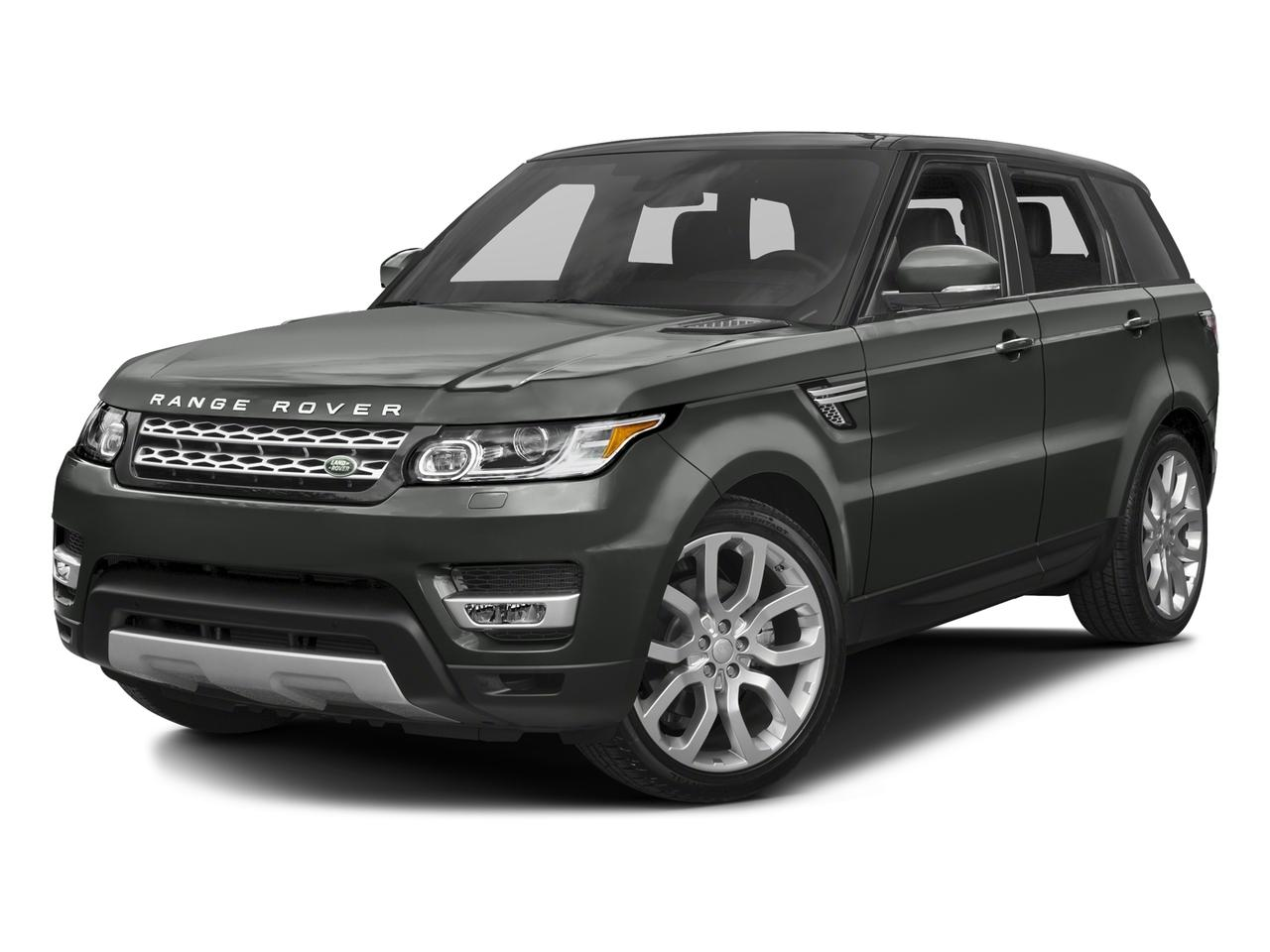 2016 Land Rover Range Rover Sport Vehicle Photo in Charlotte, NC 28227