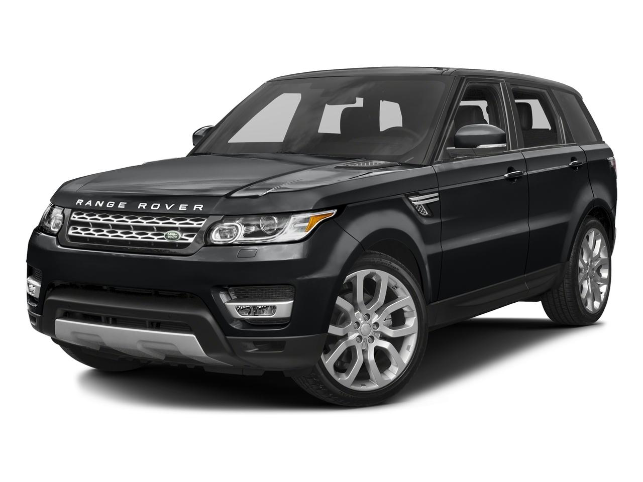 2016 Land Rover Range Rover Sport Vehicle Photo in Portland, OR 97225