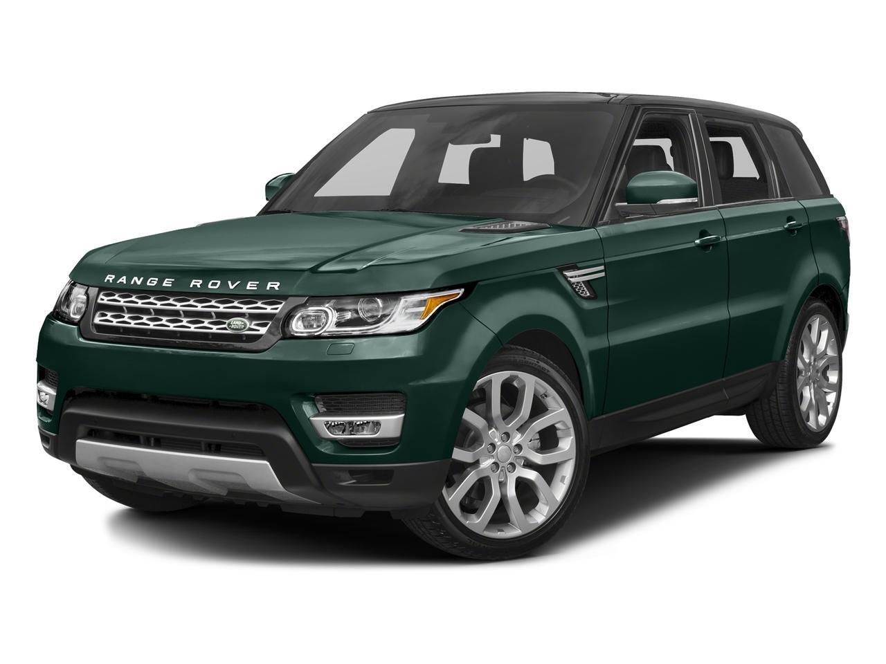 2016 Land Rover Range Rover Sport Vehicle Photo in San Antonio, TX 78257