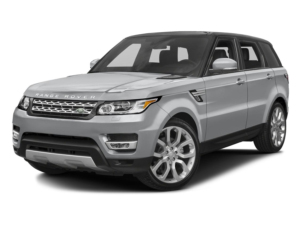 2016 Land Rover Range Rover Sport Vehicle Photo in Greeley, CO 80634