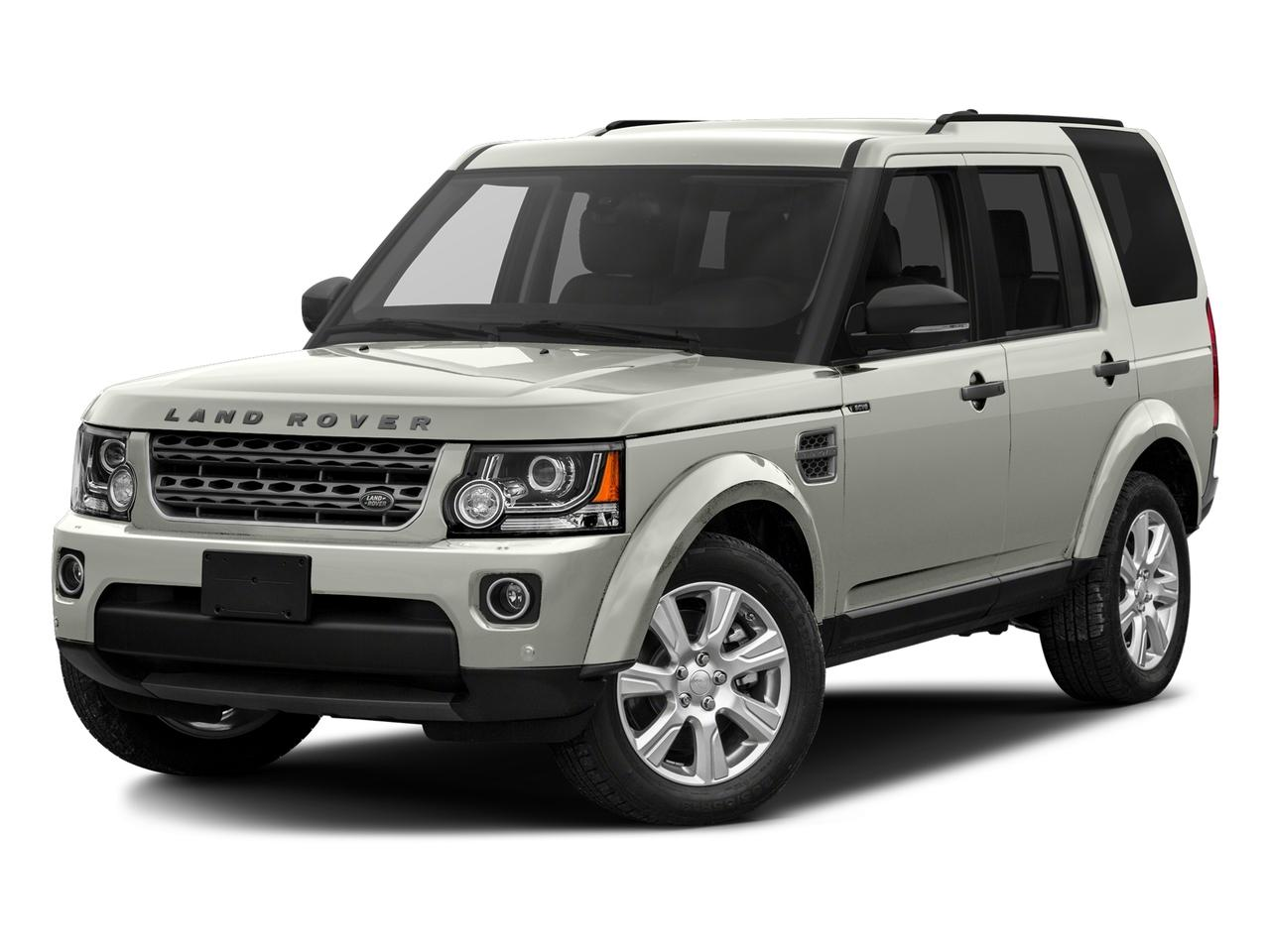 2016 Land Rover LR4 Vehicle Photo in Beaufort, SC 29906