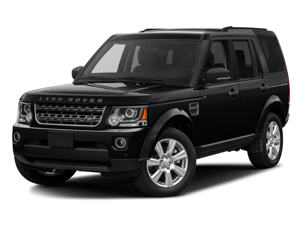 2016 Land Rover LR4 Vehicle Photo in PORTLAND, OR 97225-3518