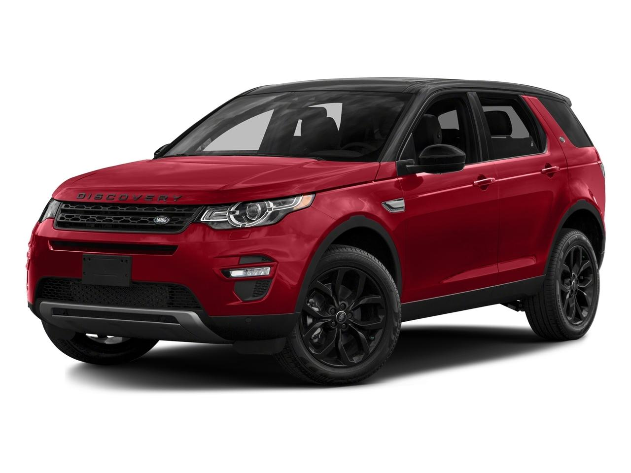 2016 Land Rover Discovery Sport Vehicle Photo in Grapevine, TX 76051