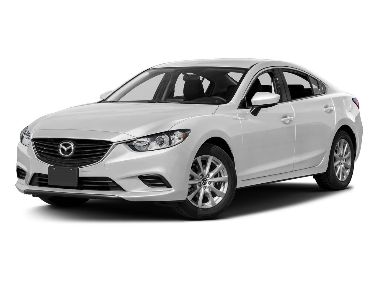 2016 Mazda Mazda6 Vehicle Photo in Wilmington, NC 28405