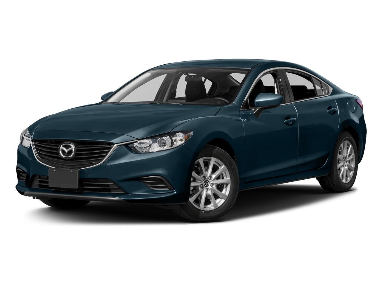 2016 Mazda Mazda6 Vehicle Photo in Melbourne, FL 32901