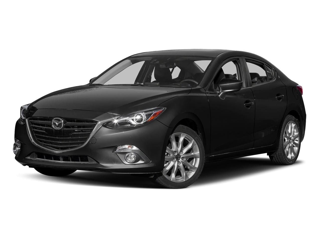 2016 Mazda Mazda3 Vehicle Photo in ANNAPOLIS, MD 21401