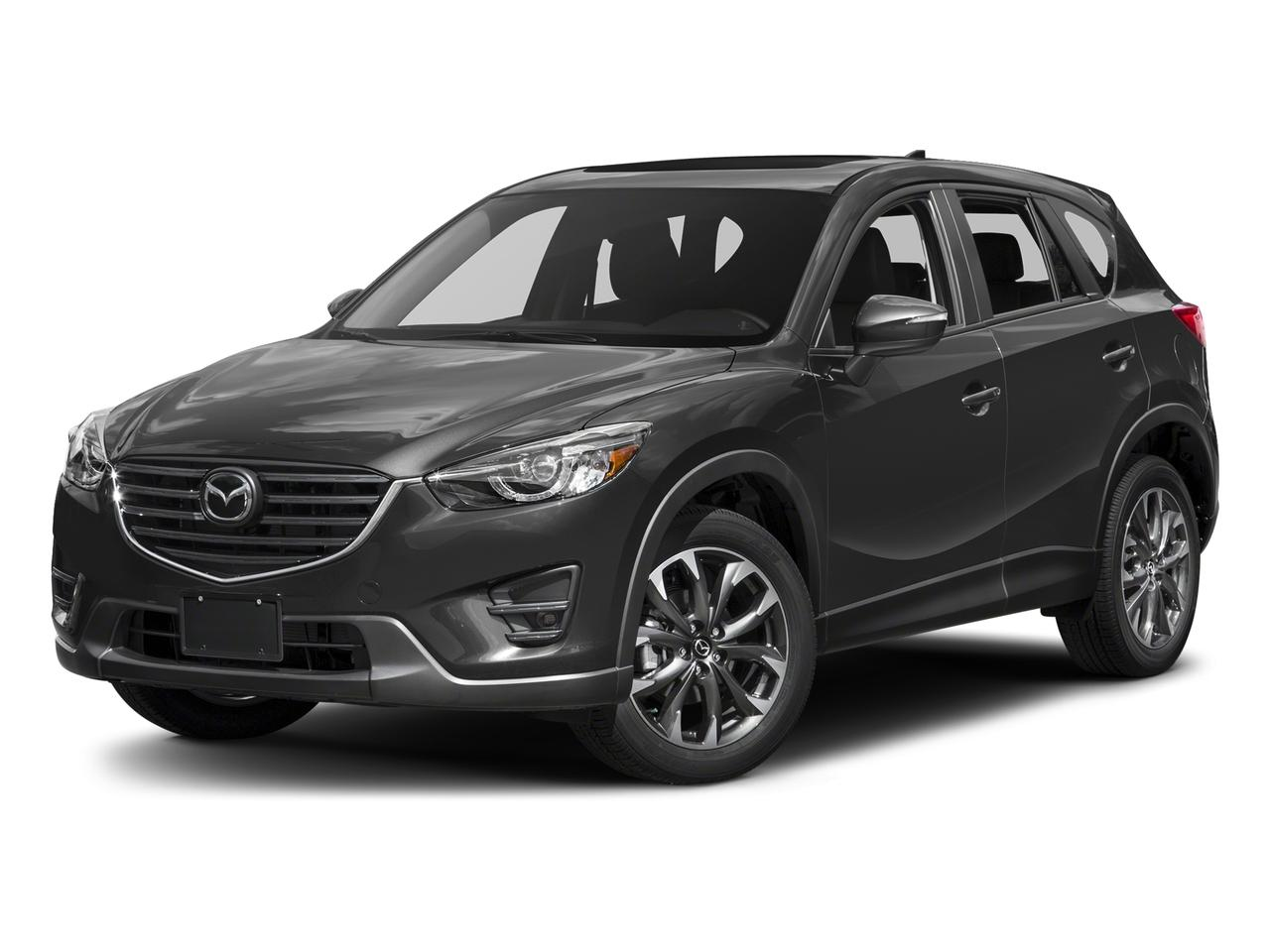 2016 Mazda CX-5 Vehicle Photo in Greensboro, NC 27405