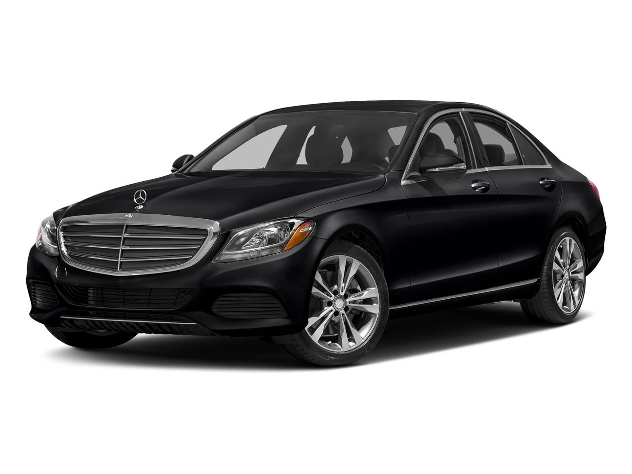 2016 Mercedes-Benz C-Class Vehicle Photo in Houston, TX 77090