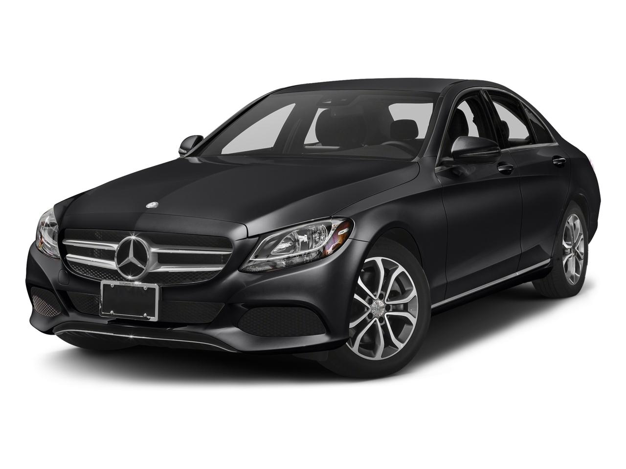 2016 Mercedes-Benz C-Class Vehicle Photo in Chapel Hill, NC 27514