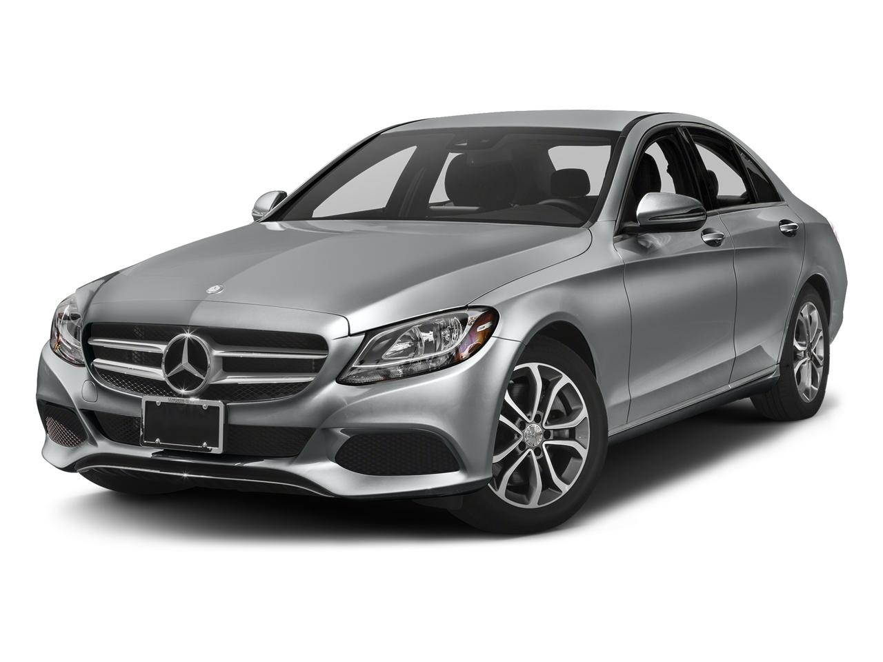 2016 Mercedes-Benz C-Class Vehicle Photo in Merriam, KS 66203
