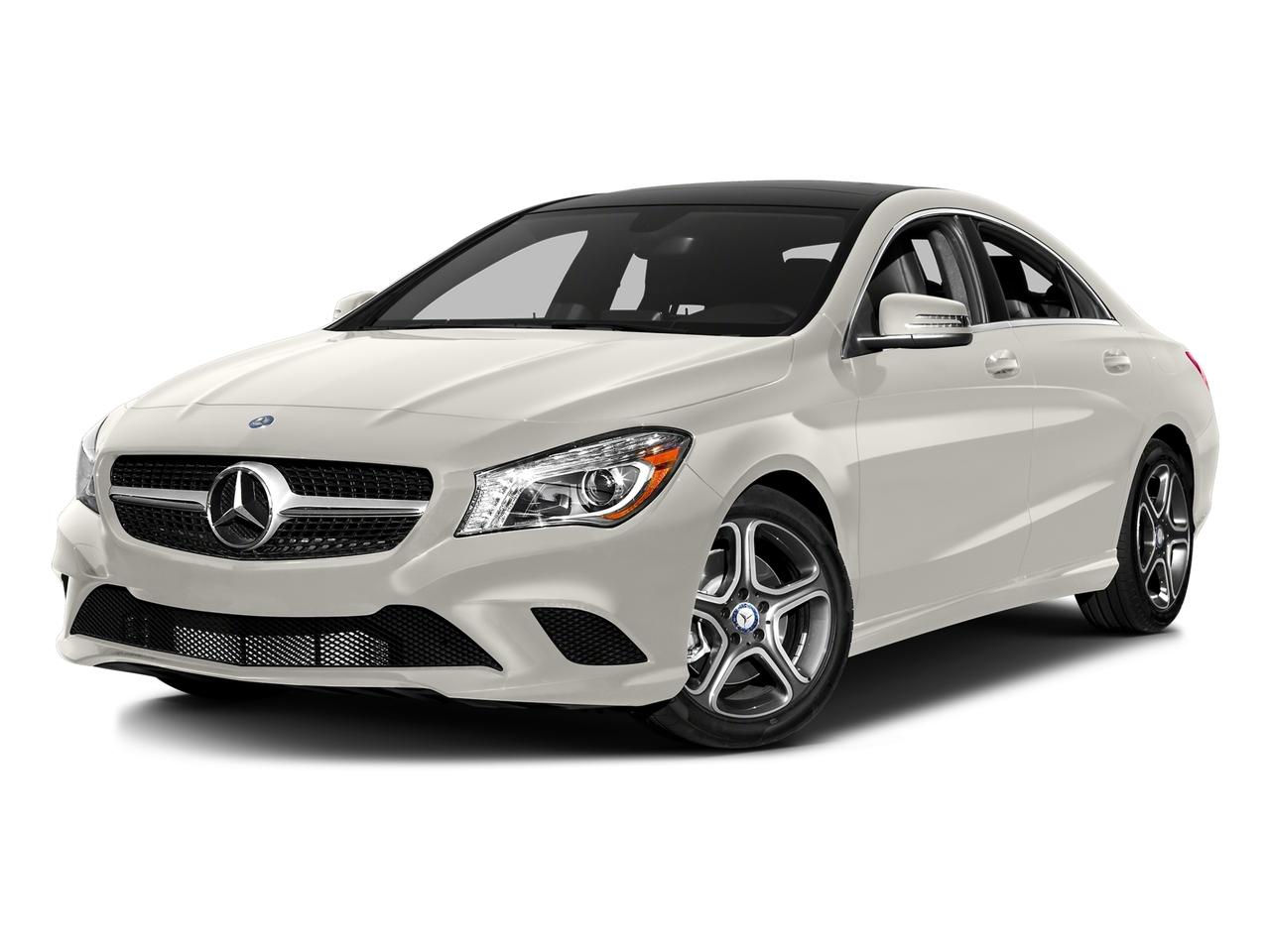 2016 Mercedes-Benz CLA Vehicle Photo in Stafford, TX 77477
