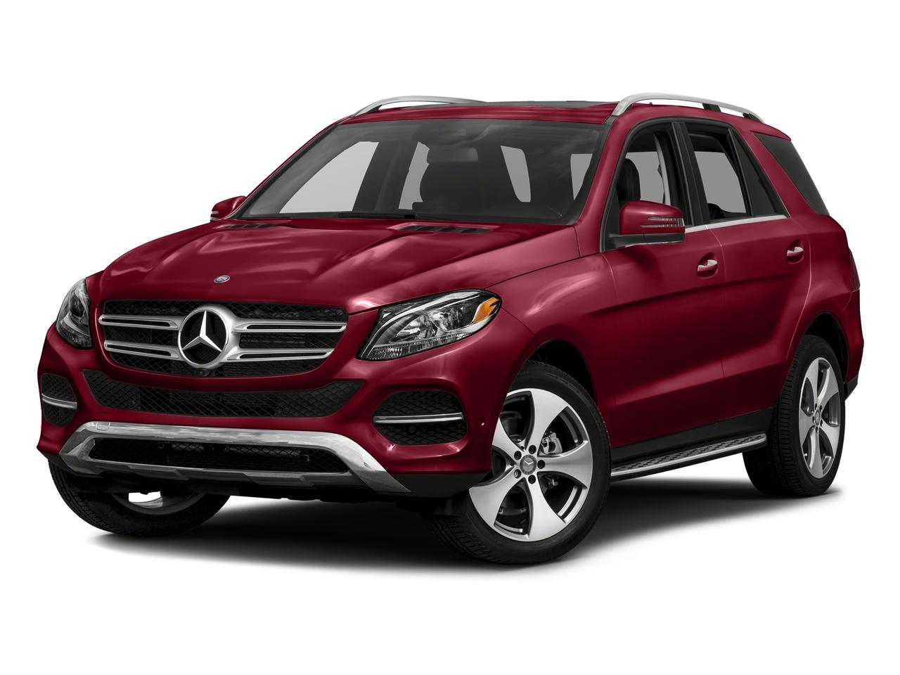2016 Mercedes-Benz GLE Vehicle Photo in Colorado Springs, CO 80905