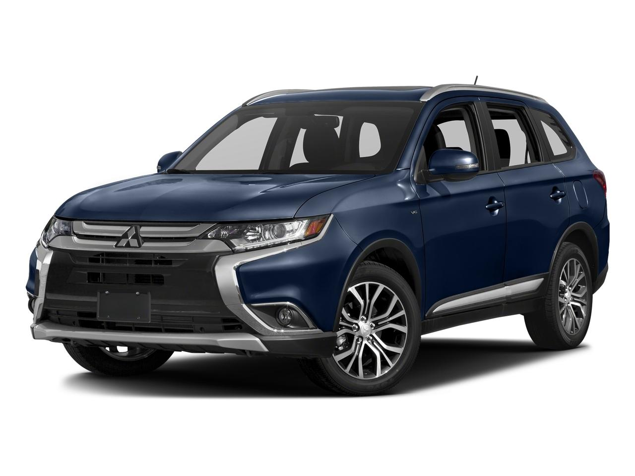 2016 Mitsubishi Outlander Vehicle Photo in Temple, TX 76502