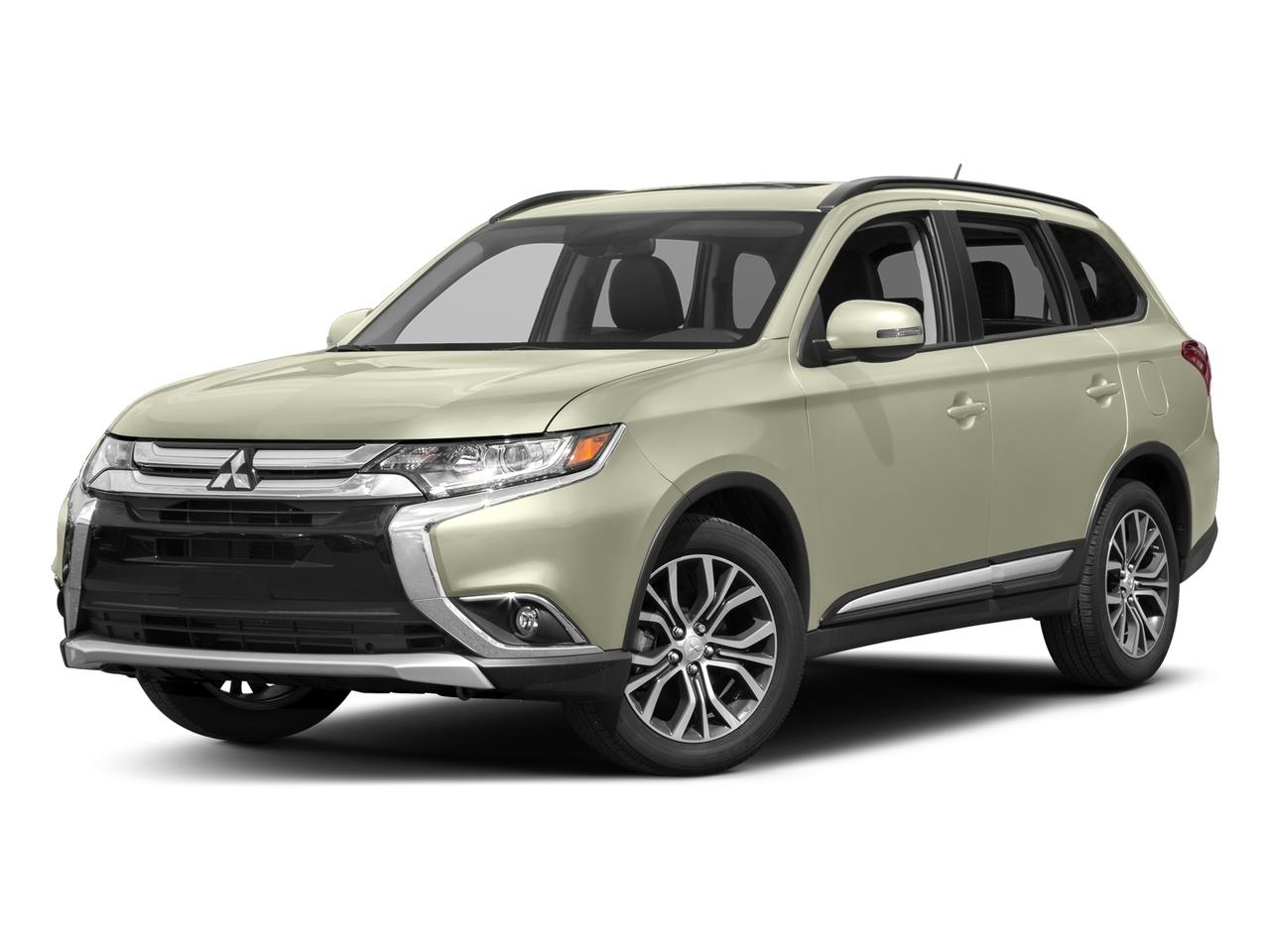 2016 Mitsubishi Outlander Vehicle Photo in Peoria, IL 61615
