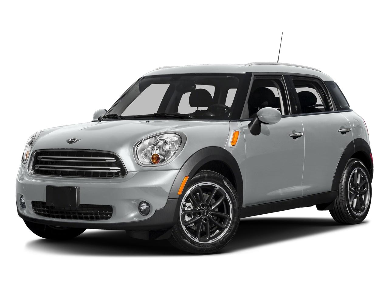 2016 MINI Cooper S Countryman ALL4 Vehicle Photo in Spokane, WA 99207