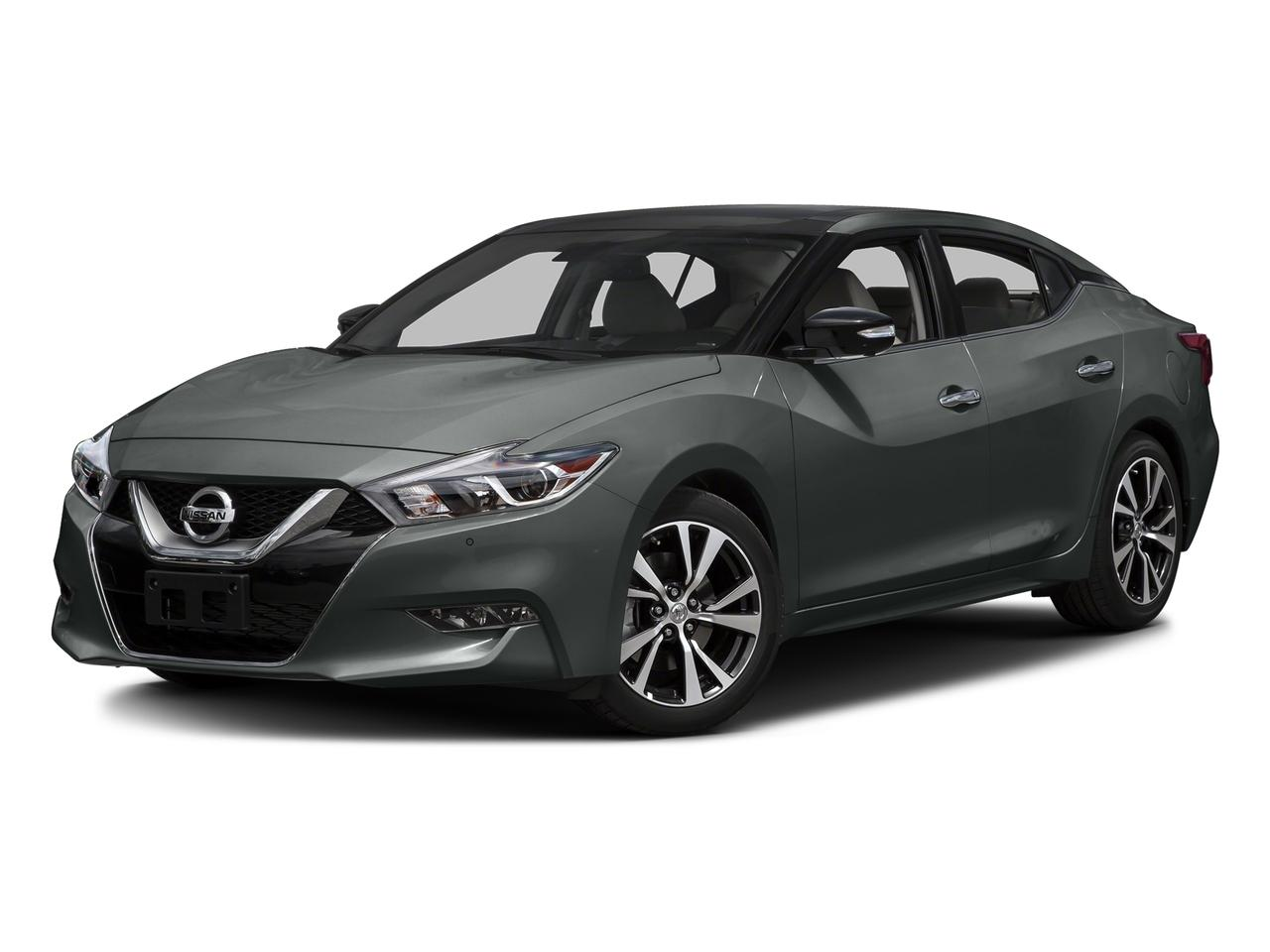 2016 Nissan Maxima Vehicle Photo in Beaufort, SC 29906