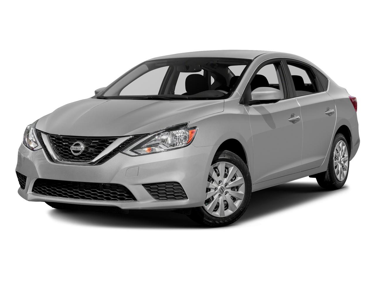 2016 Nissan Sentra Vehicle Photo in San Antonio, TX 78257