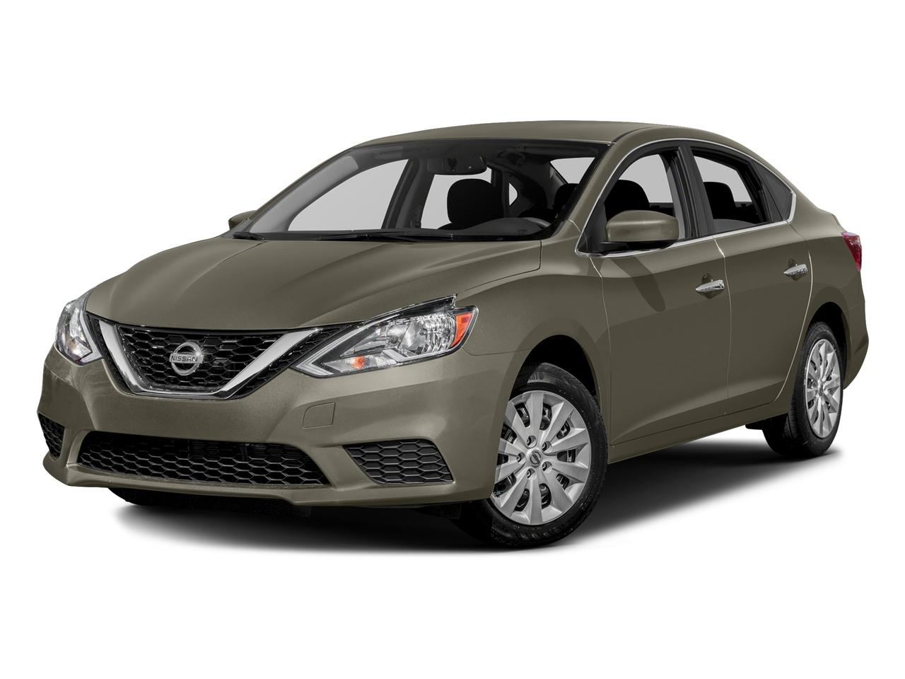 2016 Nissan Sentra Vehicle Photo in Pittsburgh, PA 15226