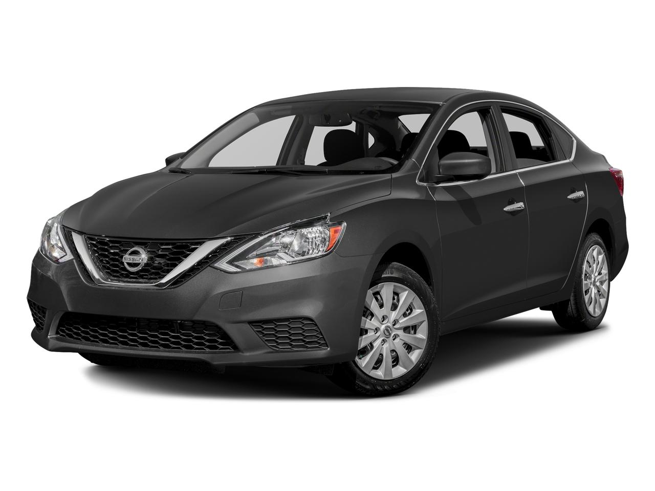 2016 Nissan Sentra Vehicle Photo in Lewisville,, TX 75067
