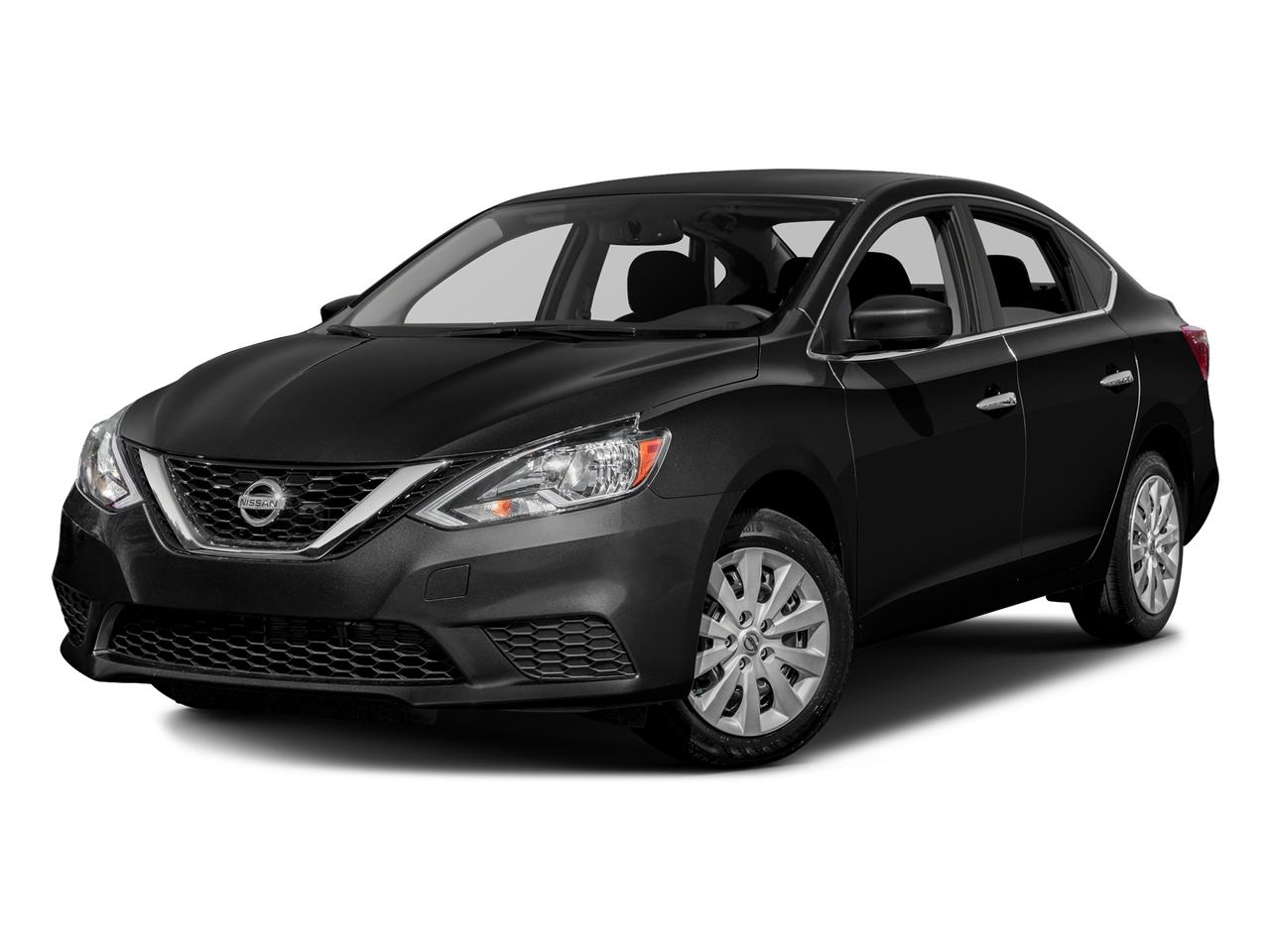 2016 Nissan Sentra Vehicle Photo in Owensboro, KY 42302