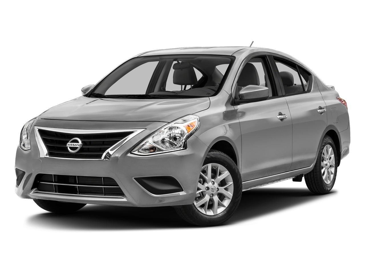2016 Nissan Versa Vehicle Photo in Safford, AZ 85546