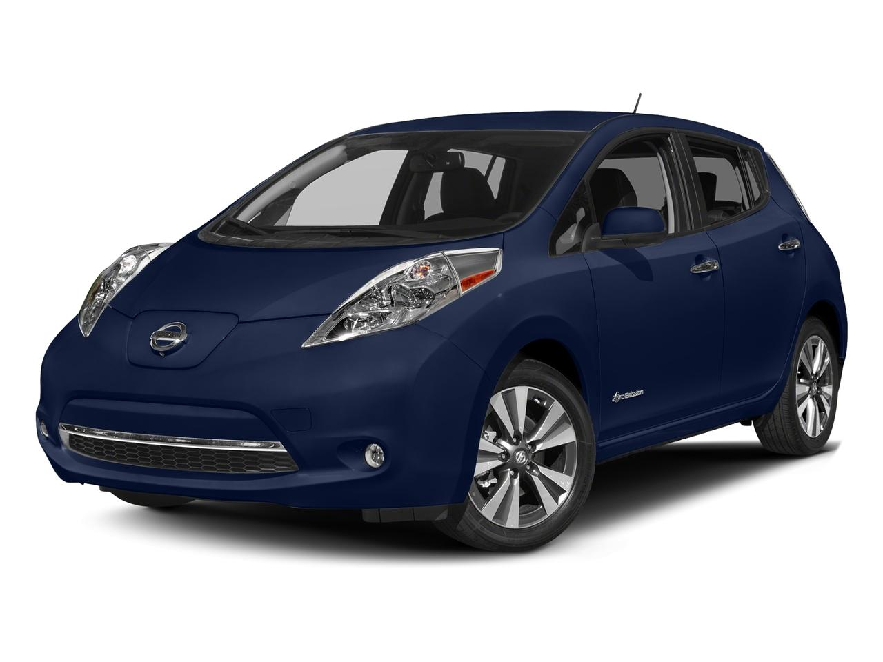 2016 Nissan LEAF Vehicle Photo in Selma, TX 78154