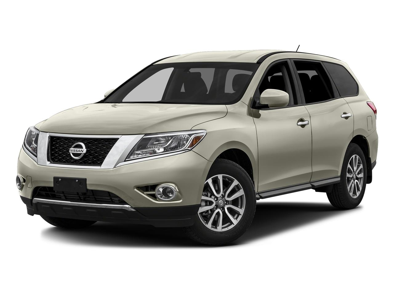 2016 Nissan Pathfinder Vehicle Photo in Quakertown, PA 18951