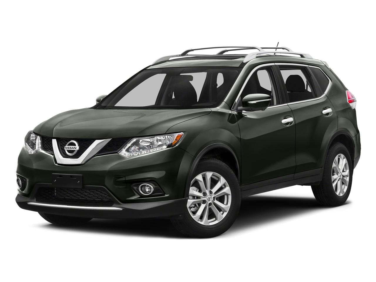 2016 Nissan Rogue Vehicle Photo in Odessa, TX 79762