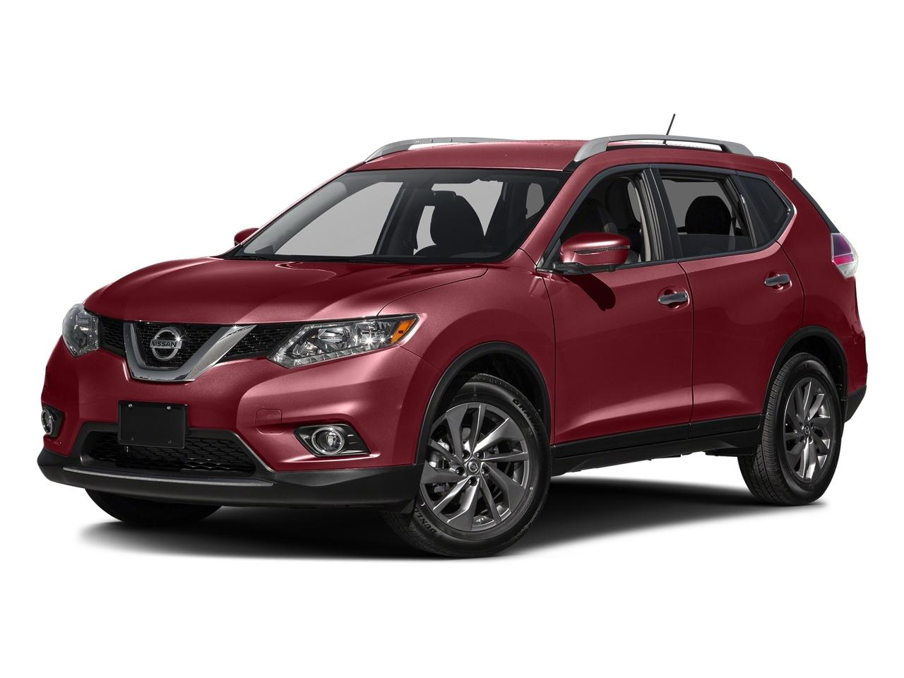2016 Nissan Rogue Vehicle Photo in Chickasha, OK 73018