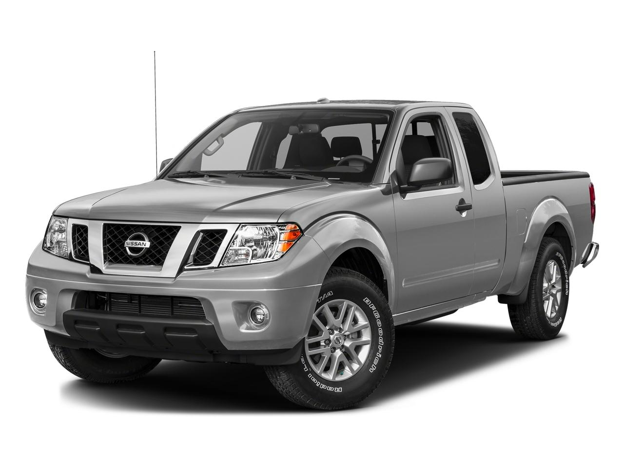 2016 Nissan Frontier Vehicle Photo in Moon Township, PA 15108
