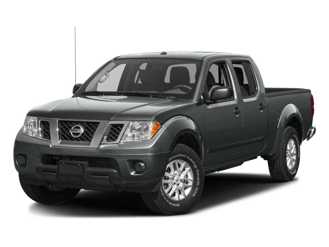 2016 Nissan Frontier Vehicle Photo in BETHLEHEM, PA 18017-9401