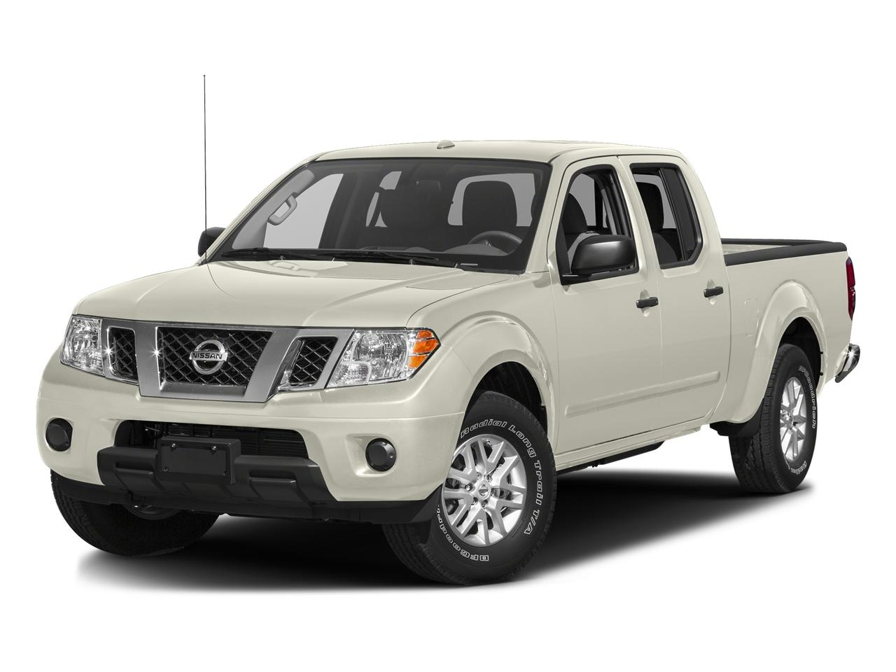 2016 Nissan Frontier Vehicle Photo in Mission, TX 78572