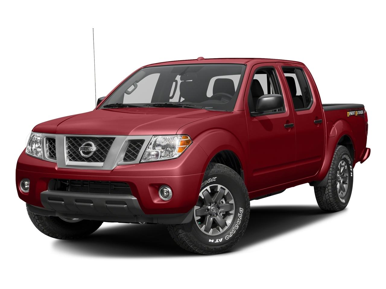 2016 Nissan Frontier Vehicle Photo in Edinburg, TX 78542