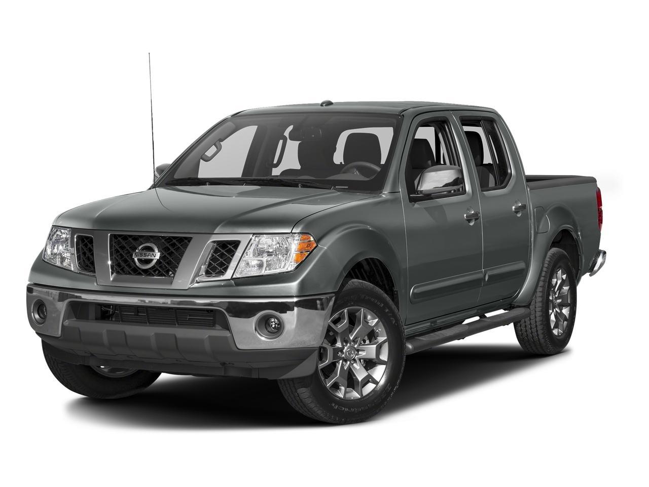 2016 Nissan Frontier Vehicle Photo in Manassas, VA 20109