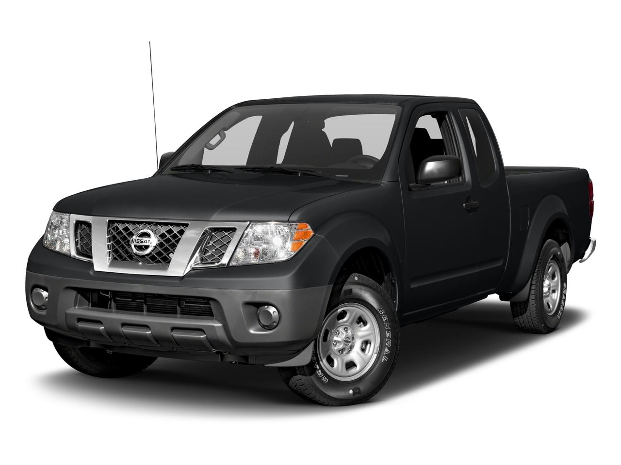 2016 Nissan Frontier Vehicle Photo in Houston, TX 77054