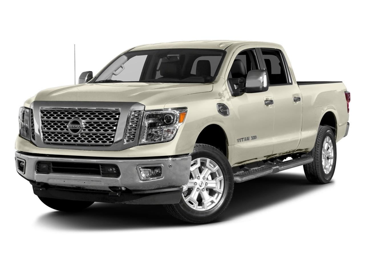 2016 Nissan Titan XD Vehicle Photo in Colorado Springs, CO 80920