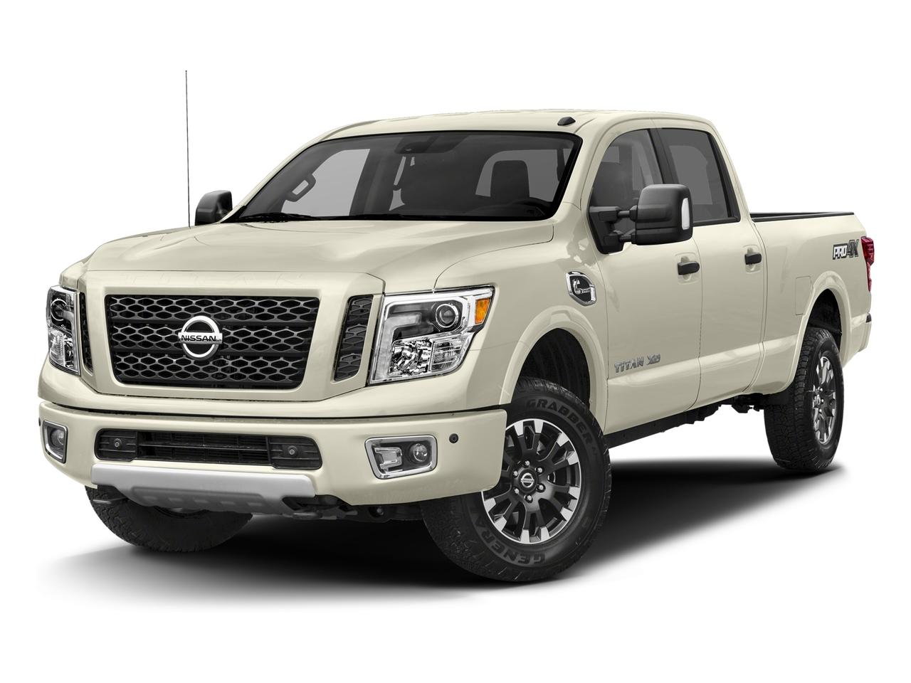 2016 Nissan Titan XD Vehicle Photo in Colorado Springs, CO 80905